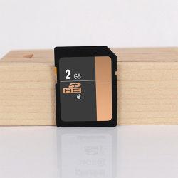 L'écriture haute vitesse et haute vitesse de lecture, la pleine capacité de 2 Go Classe6 avec adaptateur de carte mémoire SD