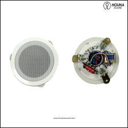 3/6W 5inch InDecke Lautsprecher verwendet für allgemeine Lautsprecheranlage