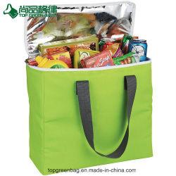 Sacchetto di acquisto isolato Tote popolare personalizzato del pranzo di picnic di modo