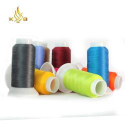 100 % nylon haute ténacité collée thread pour les produits en cuir collé fils à coudre Thread en nylon