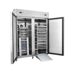 빠른 초저온 캐비닛 백신 프리져 Blast IQF 냉동 장비