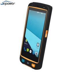Computador de mão a captura de dados PDA Bluetooth Wi-Fi GPRS Android GPS Scanner de código de barras