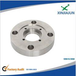 Изготовление индивидуального Precision литой ЧПУ установлены крышки пола крепления трубопровода, фланец из нержавеющей стали