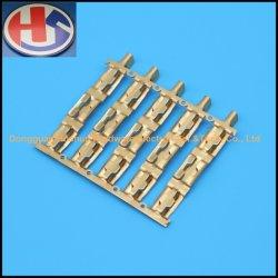 Cableado eléctrico Terminal hembra de latón, conecte el terminal de la junta (HS-DZ-00314)