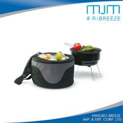 Venta caliente Camping Barbacoa portátil Mini Bolsa con refrigerador