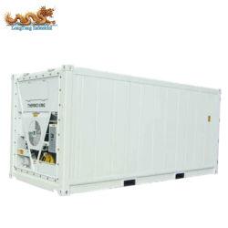 Transportadora Daikin Thermo King Máquina refrigerados 20FT Preço de contentores frigoríficos