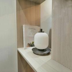 Design de lanterna candeeiro de mesa Estudo Trabalho candeeiro de secretária luz de cabeceira
