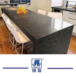 Granito verde scuro di Verde Ubatuba per il controsoffitto della cucina/mattonelle di pavimento /Slab