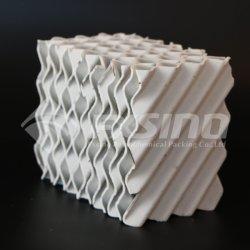 250 X/Y empaque estructurado de Cerámica reforzada