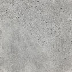 Gebäude-Ziegelsteine mit Entwurfs-grauem konkretem Lehm deckt Bodenbelag mit Ziegeln