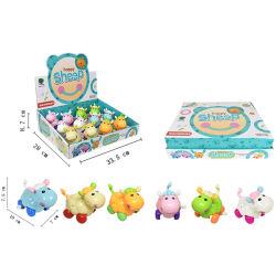 Promotion bon marché de jouets Cartoon Mini jouet de liquidation de la forme d'animaux