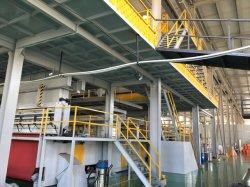 Tejido Non-Woven hacer Línea de producción de tecnología de la quinta generación