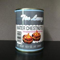 567g China Factory Chestnut acqua intera in scatola