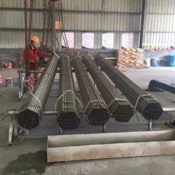 Tubos de aço carbono perfeito para uso de tubulação Marinho Service JIS G3454 Stpg 370