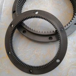 Especial de alta qualidade Custom Engrenagem Dentada do anel da engrenagem da coroa do motor de arranque