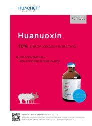 El ganado en un 10% de alta calidad GMP enrofloxacina medicamentos veterinarios de inyección