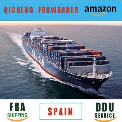 China Sea Freight Forwarder Verzendkosten van China naar De V.A.E Dubai Sharjah Jebel Ali Abu Dhabi