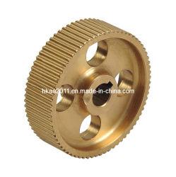 La précision laiton/cuivre/Bronze Auto pignon d'entraînement de l'embrayage du pignon du démarreur
