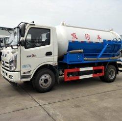 4La GAC Mini 4X2 véhicule d'aspiration des eaux usées Les eaux usées Tanker