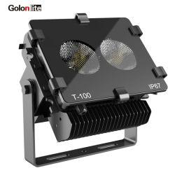 屋外防水 IP67 LED Spotlight 150W 200W 250W LED リフレクタ