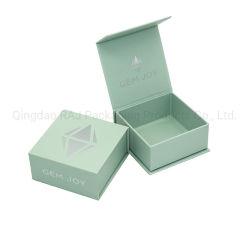 Kundenspezifisches Luxuxdrucken-steifes Papppapier-flacher faltender Magnet-Bildschirmanzeige-Duftstoff-Uhr-Schmucksache-kosmetisches Kerze-Geschenk-verpackenkasten