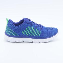 Повседневная обувь женщин обувь спортивную обувь для полетов трикотаж обувь для женщин