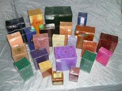 Unterschiedliche Größen-Kosmetik-Zellophan-Verpackung-Probe (SY-1999)