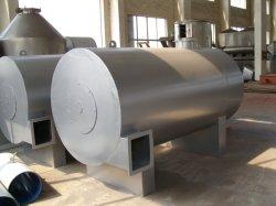 Fournaise au gaz en aluminium de l'huile diesel rotatif four de fusion rotatif