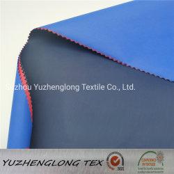 Водонепроницаемый 210t нейлон из тафты ткань с PU покрытием для палаток