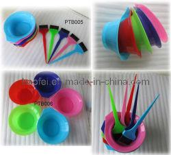 Пластмассовый оттенок щетки пластмассовые оттенок чашу (PTB005-006)