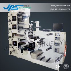 Stampatrice trasparente del rullo di pellicola di Jps420-5c-B OPP