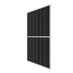 Jf Solarmono455w Perc Halbzellen-Sonnenkollektor-Schwarz-Rahmen für Sonnensystem mit TUV-Vde-Bescheinigung