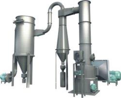 Yutongのパテントの回転の気流乾燥器