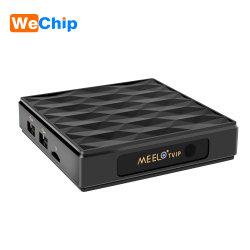 Última Meelo Tvip s805 Linux SO dual y sistema operativo Android de IPTV de 512MB+4G Portal Web de soporte WiFi integrado 2.4G Media Player