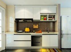 Commerce de gros de la mode des armoires de cuisine modulaire