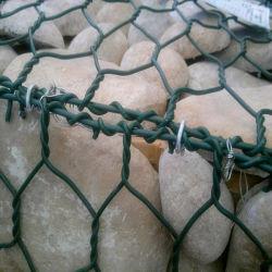 Cesta de gabião trançado duplo BS EN 10244-2-2009