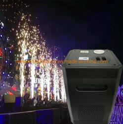 Этапе оборудование DMX и пульт дистанционного управления свечей зажигания фонтан