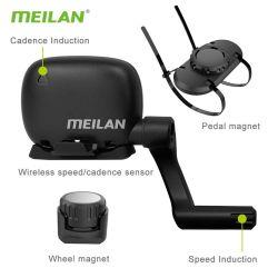 Meilan C3無線BluetoothまたはAnt+の速度及び調子センサー