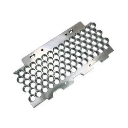 pièces de rechange de lumière LED CNC Pièces usinées avec précision les pièces en aluminium