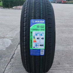 الصين الشركة المصنعة عالية الأداء Haida سعر الجملة PCR UHP Tire 145/70r12 185/70r14 195r14 195r15 Summer Winter M+S 3pmsf Tire Passenger إطار السيارة