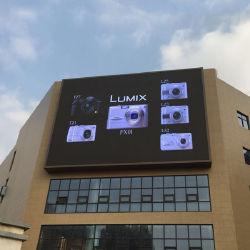 P5 P6-P8 P10 Full Color Display LED de exterior para Video wall de Sinais LED personalizados