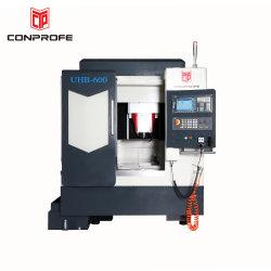 Proteção completa do eixo 3 Pequenos furos verticais ultra-Centro de Usinagem fresadora CNC moagem