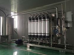 Apparatuur van de Ultrafiltratie van de Installatie van de Eenheid van de Filter van het Membraan van de ultrafiltratie de Ceramische
