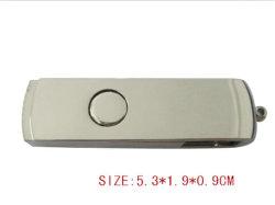 Métal personnalisée promotionnelle, lecteur flash USB Stick USB personnalisé