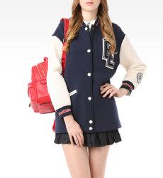 Dama de moda ropa casual Ropa Mujer chaquetas de béisbol