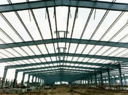 中国の工場倉庫およびワークショップのための軽構造スチール製造会社で、クレーンと鋼鉄階段を使用しています