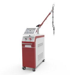 40W YAG laser Chloasma thérapie belle Tattoo machine 1500mj médical Suppression des tatouages laser ND YAG avec activation Q commutée