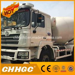 3 Essieu 6X4 châssis de camion mélangeur automatique de 12 tonnes de ciment camion bétonnière Tank Truck