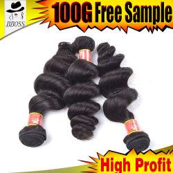 Реми волосы Micro кольца контура волос на добавочный номер