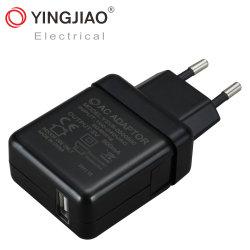 5V 1,2 А 6 Вт DC USB мобильного телефона зарядное устройство (США/ЕС/UK/SAA вилка)